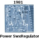 Early Power Switching Regulator; Bipolar, 200 Components